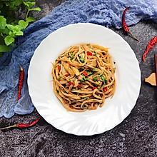 #花10分钟,做一道菜!# 凉拌杏鲍菇