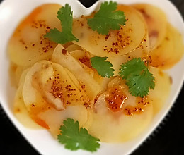 #夏日撩人滋味#红油土豆片的做法