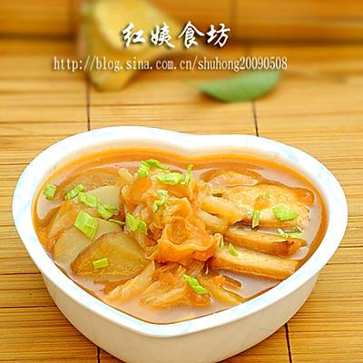 蕃茄蔬菜暖身汤