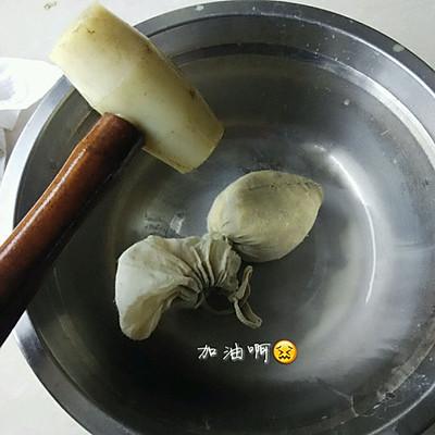 详细点的姜撞奶的做法 步骤8