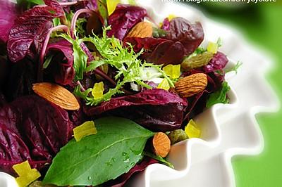 排毒减肥的凉拌菜