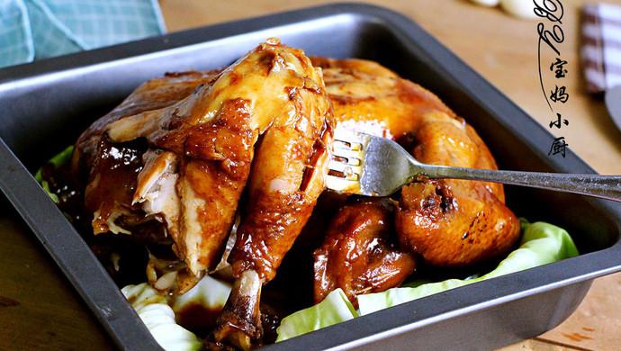 电饭锅版整鸡