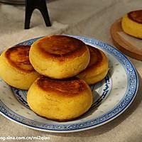 黄金玉米牛乳饼---利仁电火锅试用菜谱