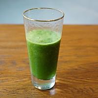 秋葵藜麦牛肉沙拉配苹果菠菜汁的做法图解12