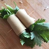 #硬核菜谱制作人#烤菜卷的做法图解6