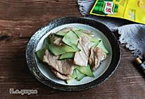 黄瓜炒肉片#鲜有赞,爱有伴#的做法