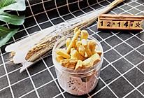 宝宝辅食之补钙小零食—虾条饼干的做法