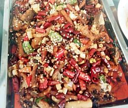 干锅鱼的做法