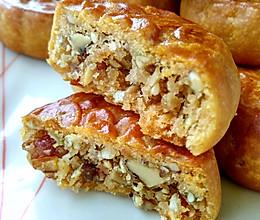 #中秋团圆食味# 广式香肠月饼的做法