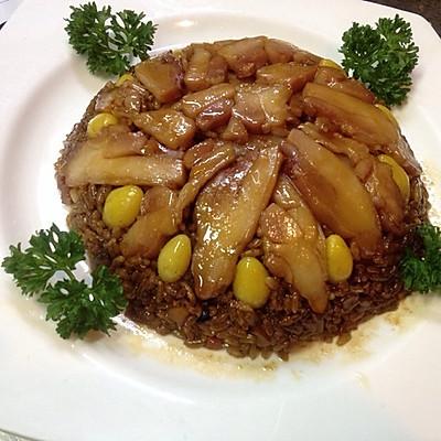 腊鸡糯米饭