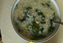 鱼翅干贝粥的做法