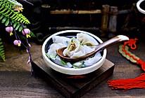 #新年开运菜,好事自然来#香菜海米馄饨的做法
