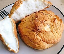 蛋白舒芙蕾(无油无糖无蛋黄)的做法