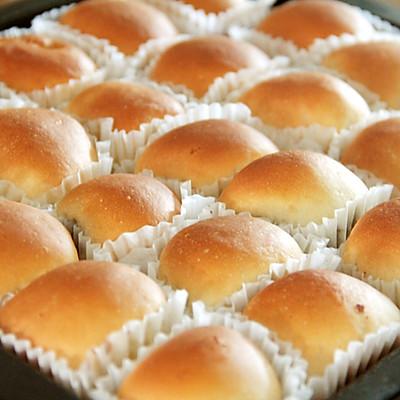 零失败豆沙小面包