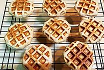 #全电厨王料理挑战赛热力开战!#豆沙馅比利时华夫饼的做法