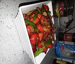 香辣龙虾尾的做法