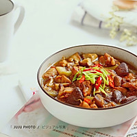 香菇滑鸡,让你远离油烟的美味蒸菜的做法图解10