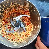 5分钟做出比烧烤店好吃百倍的蒜蓉烤茄子的做法图解3