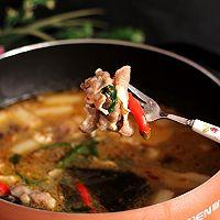 家庭涮羊肉火锅---利仁电火锅试用菜谱的做法图解11