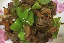 尖椒猪头肉的做法