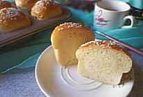 椰蓉馅小面包的做法