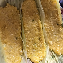 蒸玉米烙玉米碎