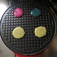 五彩薄脆饼 #520,美食撩动TA的心!#的做法图解8