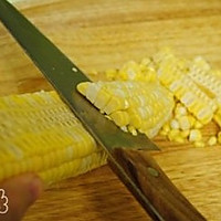 鲜奶玉米汁的做法图解1