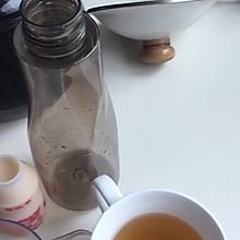 柠檬养乐多茉莉茶