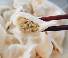 酸菜龙利鱼饺子的做法