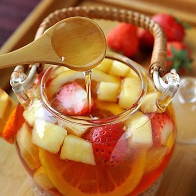 必胜客水果茶