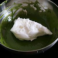 抹茶蜜豆卷的做法图解7