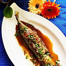 红烧鲅鱼#平衡美食大作战#