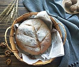 减脂必备——低油低糖黑麦面包的做法
