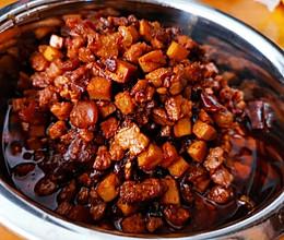 豆瓣酱臊子的做法
