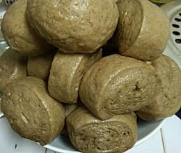 无糖荞麦馒头的做法
