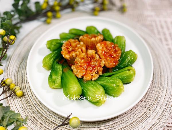 比荤菜更好吃!更营养的素菜!❤️茄汁杏鲍菇❤️的做法