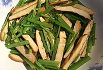芹菜豆干的做法