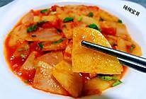 #元宵节美食大赏#西红柿炒土豆片的做法
