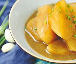 熬一锅肉汤只为炖萝卜,到底傻不傻?的做法