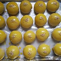 #晒出你的团圆大餐#黄油版蛋黄酥的做法图解24