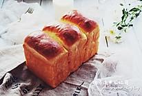 #憋在家里吃什么#北海道牛奶吐司的做法