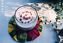 自制蓝莓酸奶杯的做法