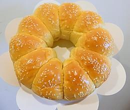 一次发酵软面包的做法