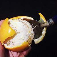 两种方法巧剥橙子的做法图解2