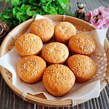 #吃货打卡季#不加一滴水,细腻绵软,老式蜂蜜蛋糕