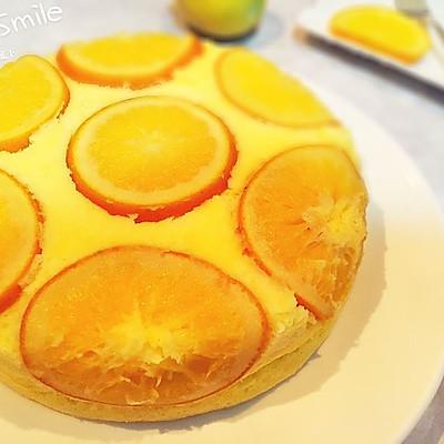 香橙奶酪蛋糕