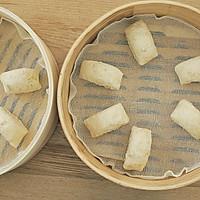 奶香燕麦馒头的做法图解14