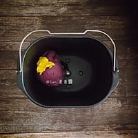 紫薯面包的做法图解5
