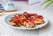 #美食视频挑战赛# 秘制烤鸡翅的做法